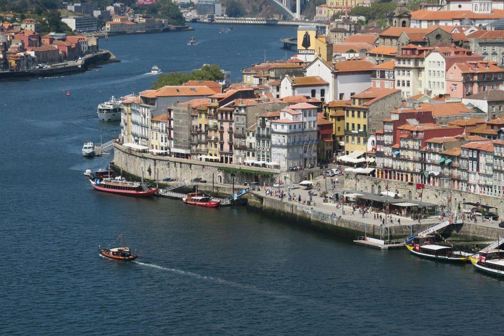 Stedentrip in Porto